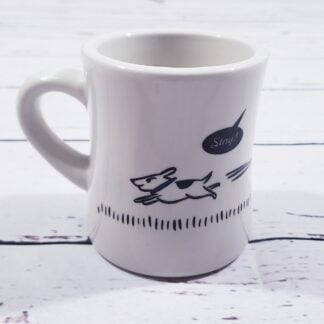 Bad Dog Coffee Mug - Stay