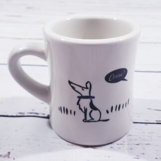 Bad Dog Coffee Mug - Come